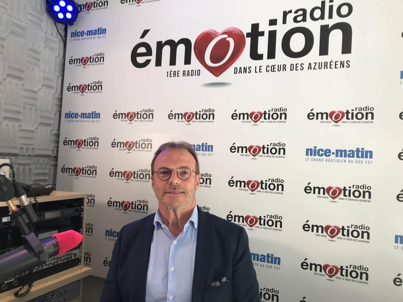 Président de la Fédération de l'hôtellerie-restauration Nice Côte d'Azur, Denis Cippolini était ce samedi à 13h l'invité d'Emotion à la Une, l'émission de la rédaction de Nice-Matin sur Radio Emotion.