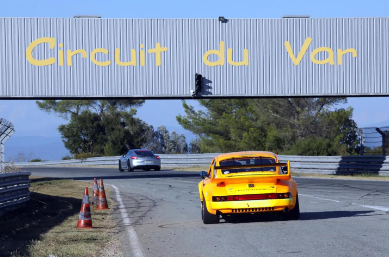 Le Circuit du Var accueille les mobilités douces jusqu'au 2 mai.