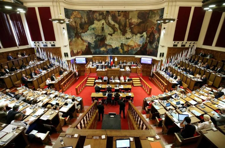 Une séance du conseil métropolitain au Cum (image d'illustration).