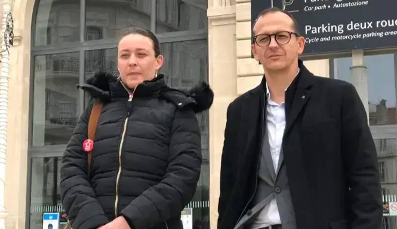 Nathalie Marin, agent SNCF, et Anthony Gonçalves, cancérologue et professeur de médecine, sont les chefs de file communistes pour les régionales