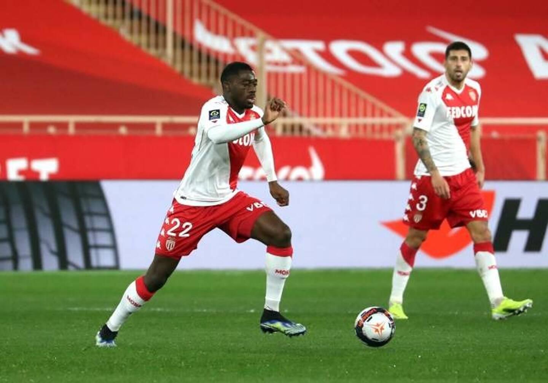 Youssouf Fofana s'oppose contre son ancienne équipe de Strasbourg, ce mercredi soir.