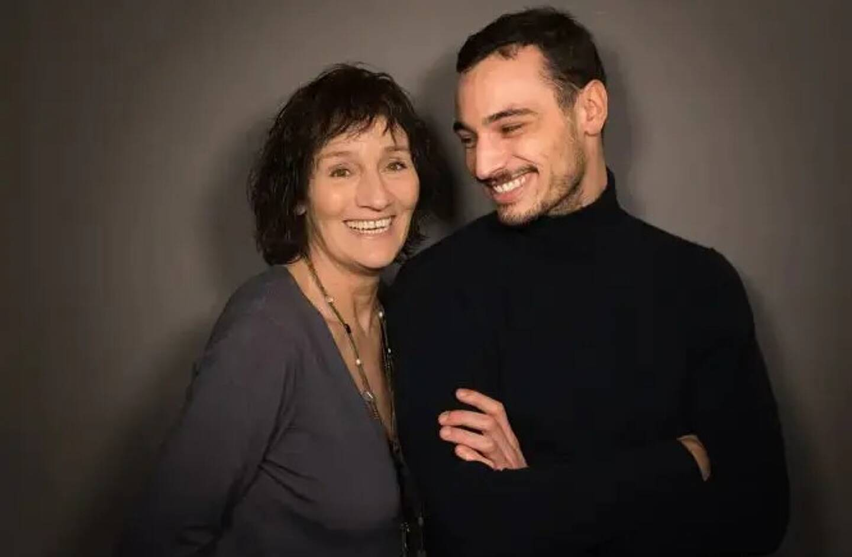 Clelia et Léon Ventura signent une histoire d'amour poignante et passionnante sur Lino et Odette.