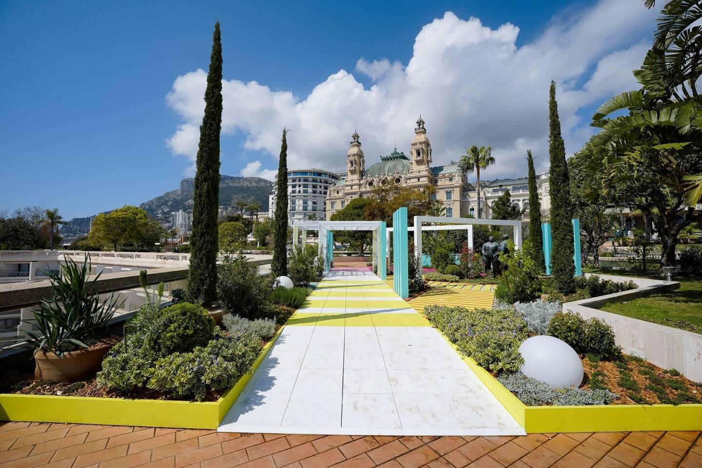 """La 3e édition du Festival des Jardins de la Côte d'Azur a pour thème les """"Jardins d'artistes""""."""