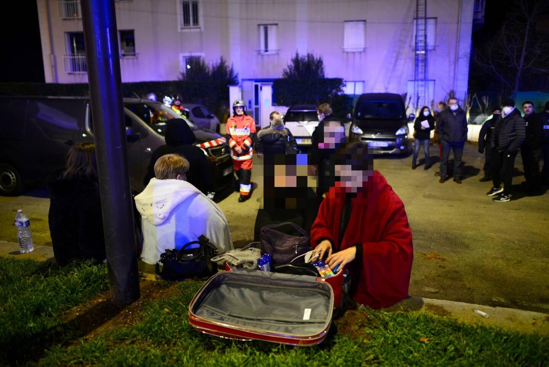 Quinze personnes ont été relogées après avoir été évacuées par les secours.