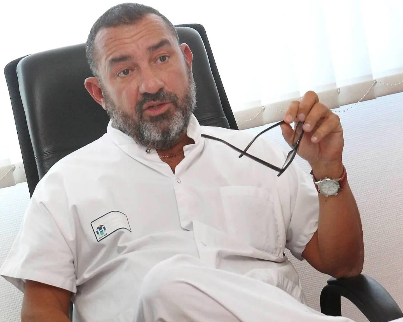 Le Pr Milou Daniel Drici dirige le Centre régional de pharmacovigilance de Nice-Alpes-Côte d'Azur.