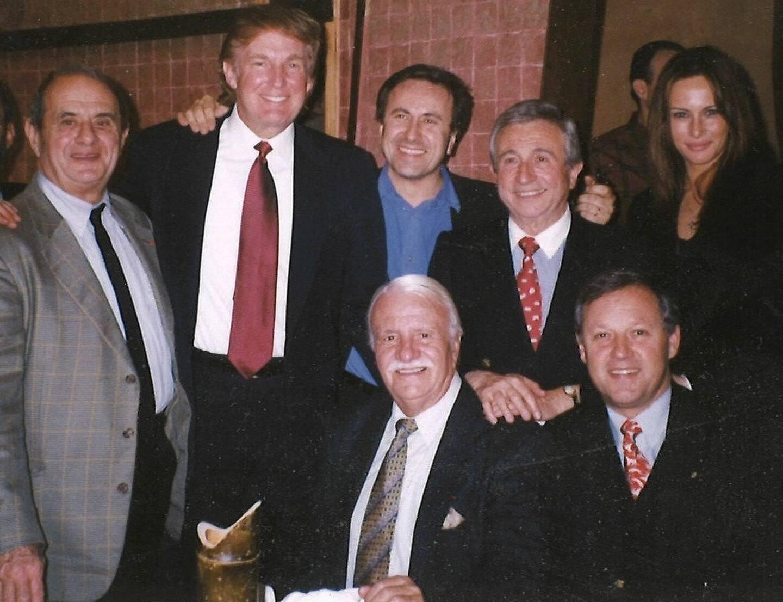 """""""C'est Donald Trump qui est venu à notre rencontre"""""""