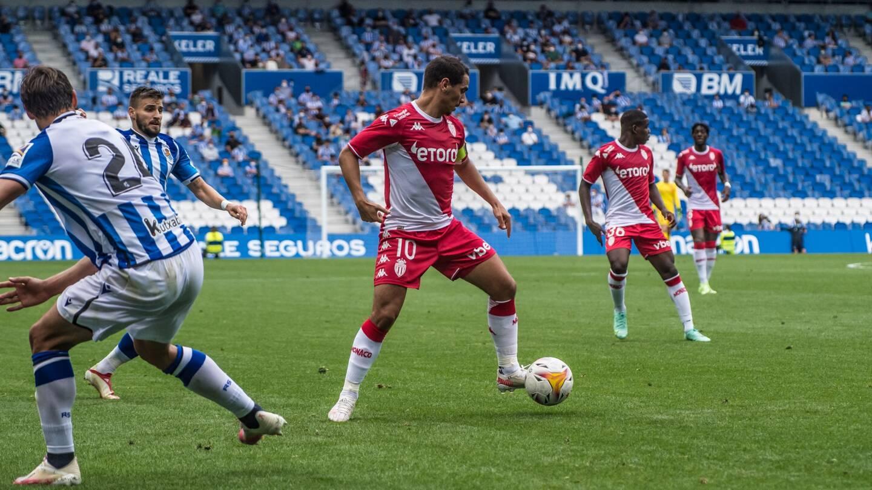 De retour de vacances en fin de semaine dernière, Ben Yedder était titulaire contre la Real Sociedad.