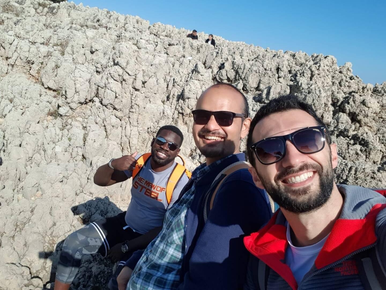 Cédric Sedjro et ses deux amis ont participé à l'initiative ESAC lancée par l'EDHEC Business School pour aider les entreprises fragilisées par la crise sanitaire.