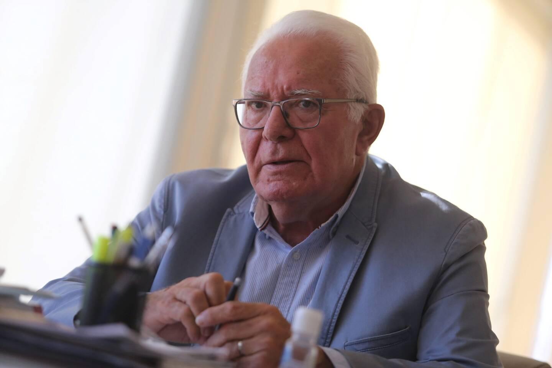 Jean-Pierre Giran, le maire de Hyères.