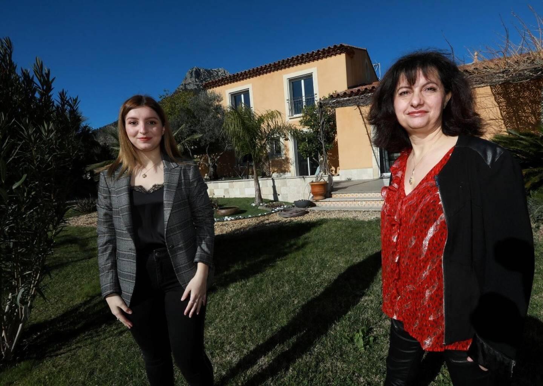 À la chambre d'hôtes du Partégal, à La Farlède, les clients de Lauryne et Bernadette Plat sont chouchoutés.