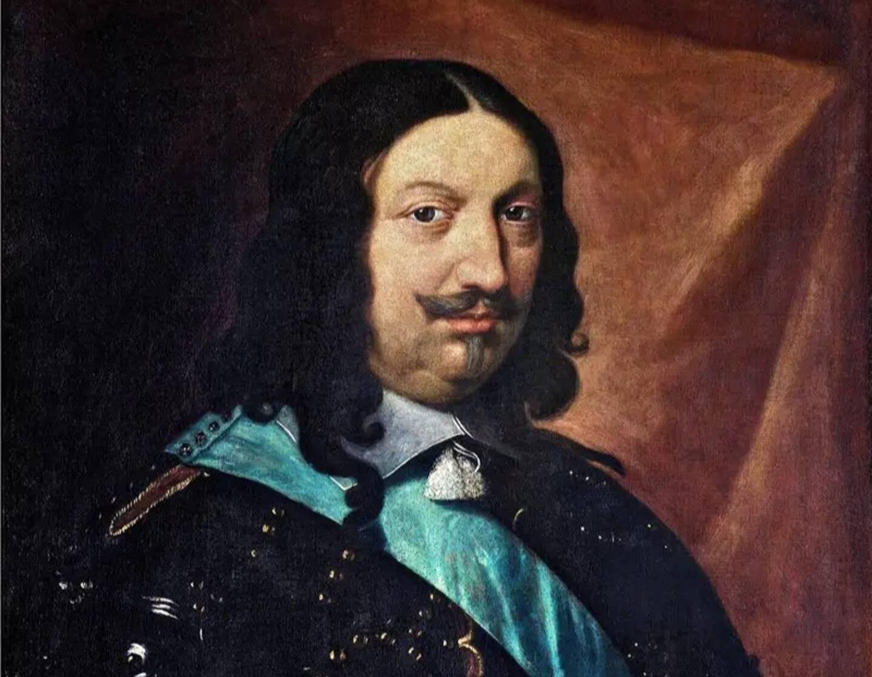 Honoré II qui devint souverain de Monaco à l'âge de 7 ans.