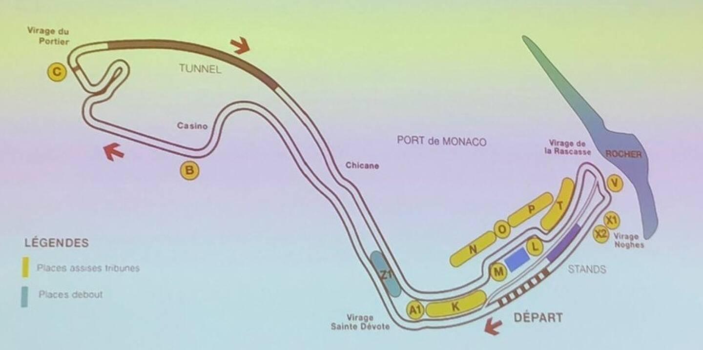 Le parcours du Grand Prix de Formule 1 édition 2021.