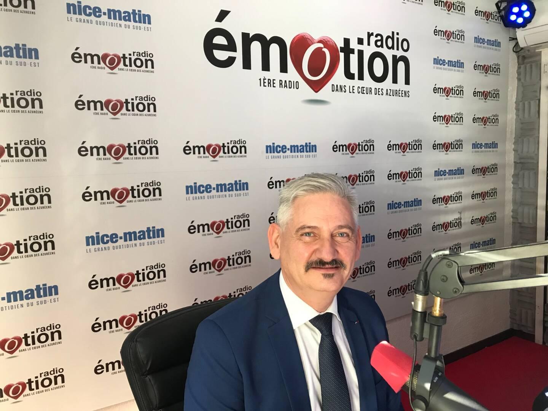 Richard Laganier, recteur de l'académie de Nice, était ce samedi à 13 heures l'invité d'Emotion à la Une, l'émission de la rédaction de Nice-Matin sur Radio Emotion.