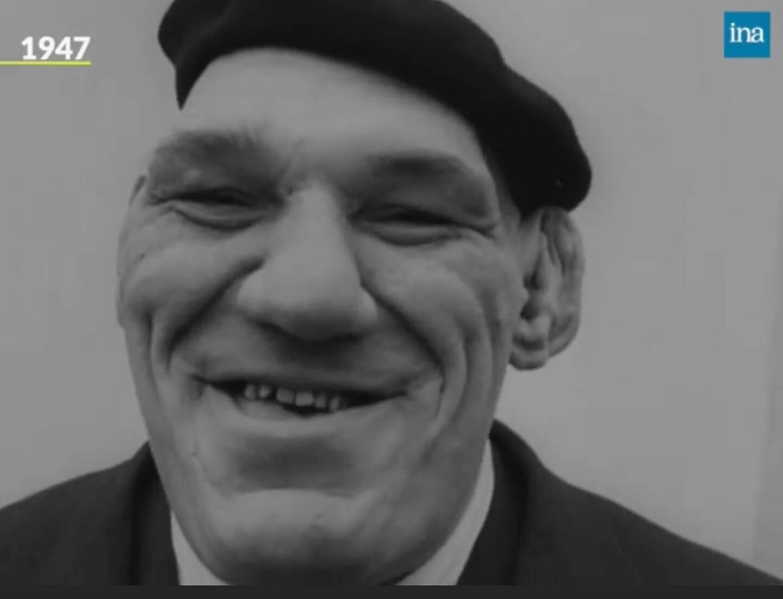 Maurice Tillet, star du catch dans les années 40/50