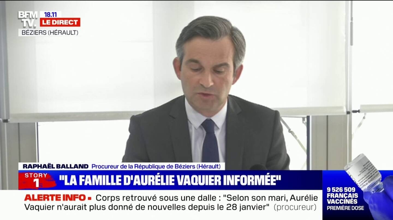 Le procureur de la République de Béziers