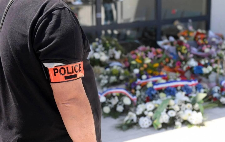 Un hommage a été rendu ce mardi à Eric Masson, policier tué à Avignon la semaine dernière.