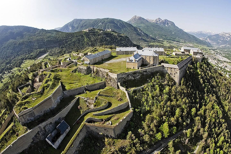Le fort des Têtes à Briançon