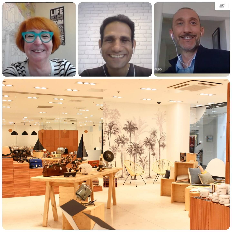 Dès la réouverture du centre commercial NicEtoile, le Pop Up Initiative accueillera à nouveau le public et les créateurs/repreneurs d'entreprise en quête de conseils.
