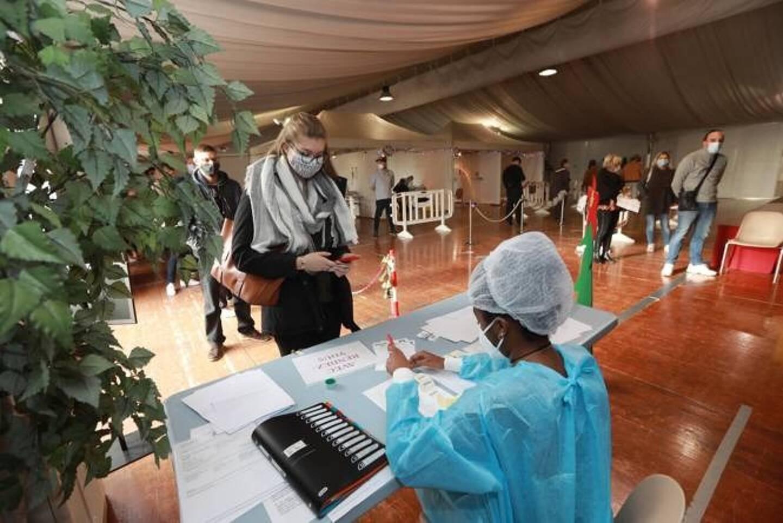 """Déjà centre de dépistage, l'Espace Vilette va devenir un centre de vaccination contre la Covid-19"""""""