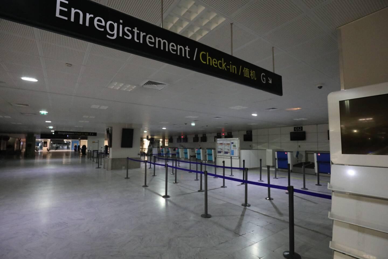 Malgré une chute de 99% de son trafic, l'aéroport Nice Côte d'Azur ne s'arrête pas et s'adapte à la pandemie.