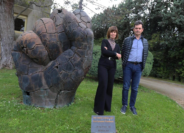 Geneviève et Norbert Garrassin, propriétaires de l'hostellerie des Gorges de Pennafort, considéraient Philippe Da Silva comme un membre de leur famille.