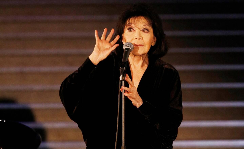 Juliette Gréco (7 février 1927 - 23 septembre 2020)