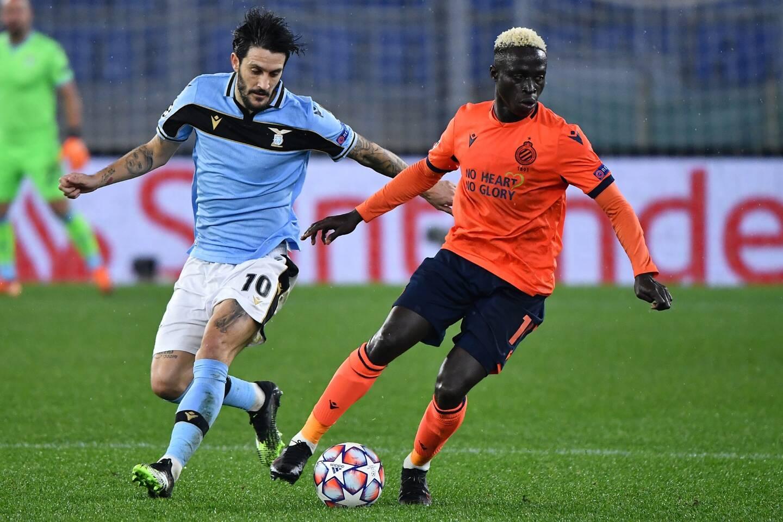 Le Sénégalais (21 ans) va signer contre 16 millions d'euros. Il a disputé la Ligue des champions (5 matchs) avec le Club Bruges cette saison.