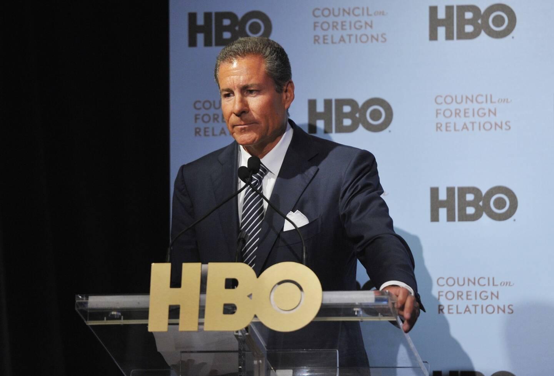 Richard Plepler, président de HBO