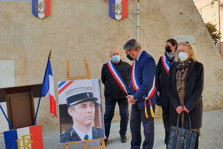 Robert Bénéventi a tenu à rendre hommage au Colonel Arnaud Beltrame pour le troisième anniversaire de la mort de ce « héros ».