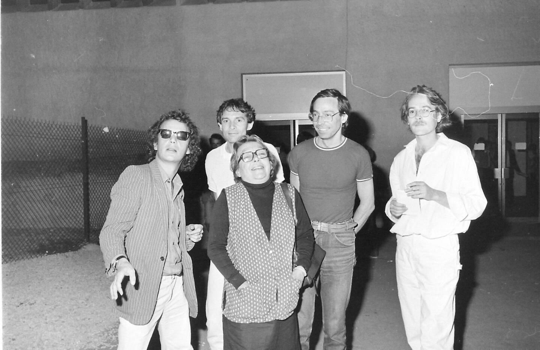 Marguerite Duras à Hyères en 1979