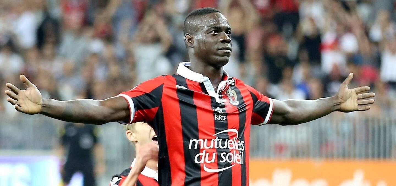 Alors qu'il débutait à l'OGC Nice, Mario Balotelli ne mettait que sept minutes pour trouver le fond des filets marseillais sur penalty.