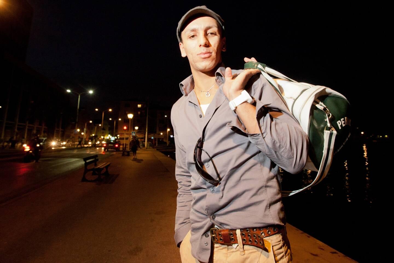 Hakim Ouadi avait rencontré son futur meurtrier en prison.