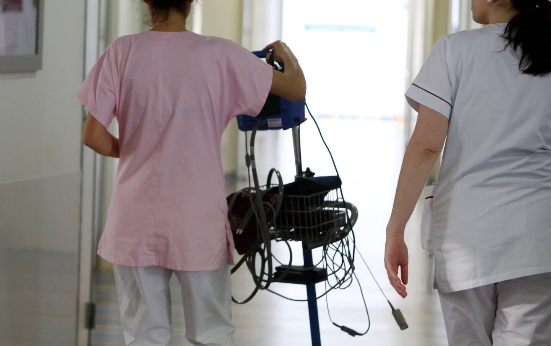 L'IFSI accueille ses élèves à l'hôpital de Cannes, avenue des Broussailles