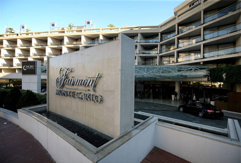 L'hôtel de 617 chambres est le plus grand du pays.