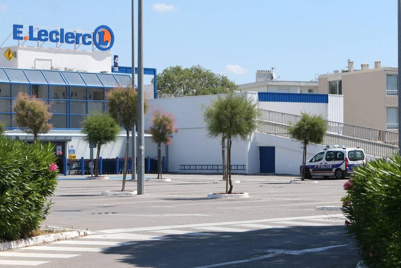 L'accusée avait irruption dans un supermarché du quartier des Sablettes à La Seyne.