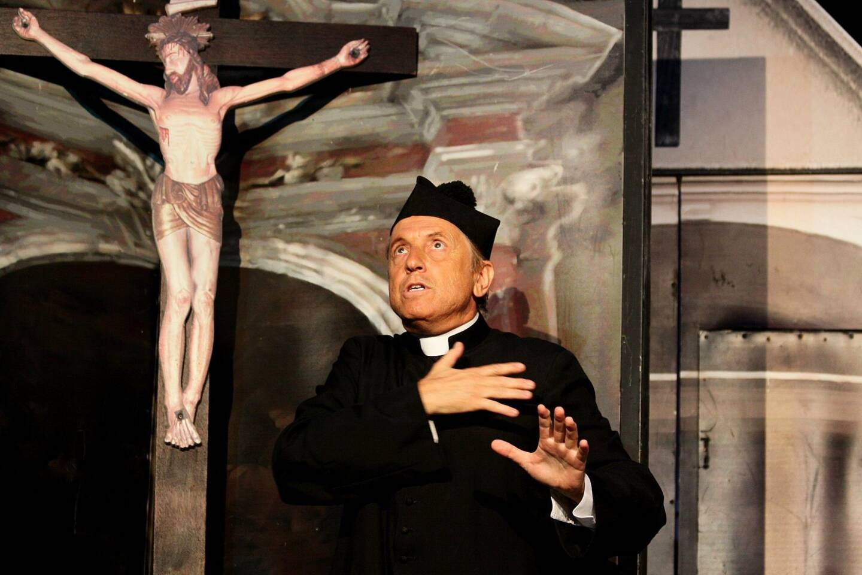 Le comédien cannois a été le premier à faire vivre au théâtre le personnage rendu célèbre par Fernandel.