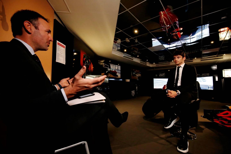 En 2019, Yann-Antony Noghès avait produit un documentaire anniversaire sur le Grand Prix, interviewant notamment Charles Leclerc.