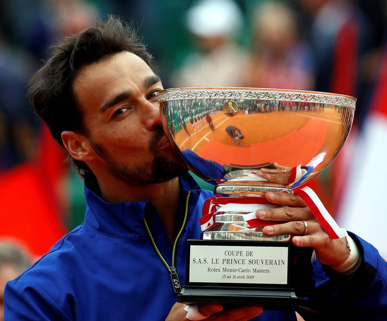 L'Italien est le tenant du titre après sa victoire en 2019.