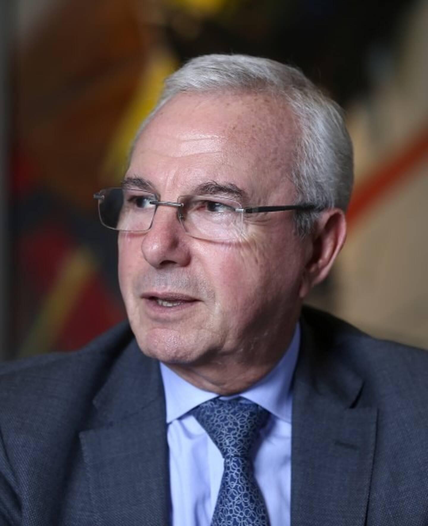 """Une association """"en cohérence avec le développement des soins palliatifs, qui sont insuffisants et mal répartis dans ce pays,"""", assure Jean Leonetti"""
