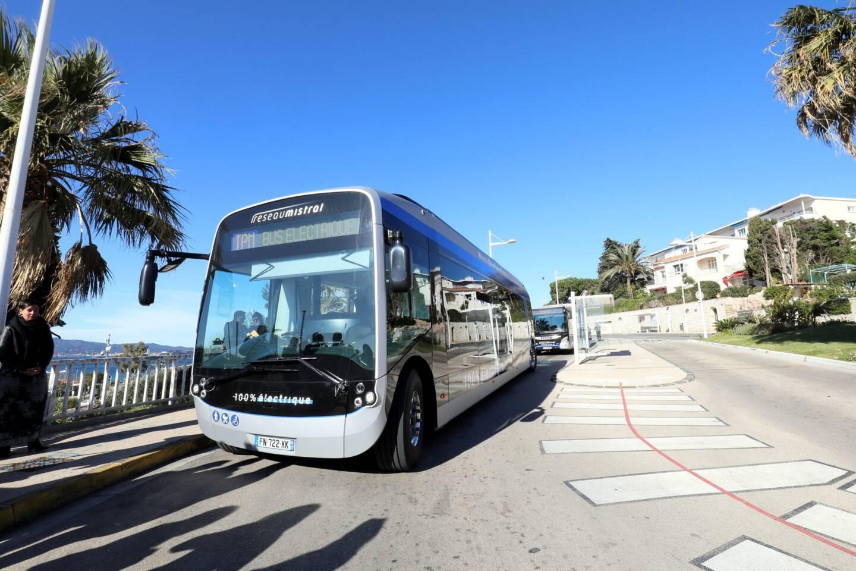 En mars 2020, TPM avait organisé une démonstration de son bus 100 % électrique.