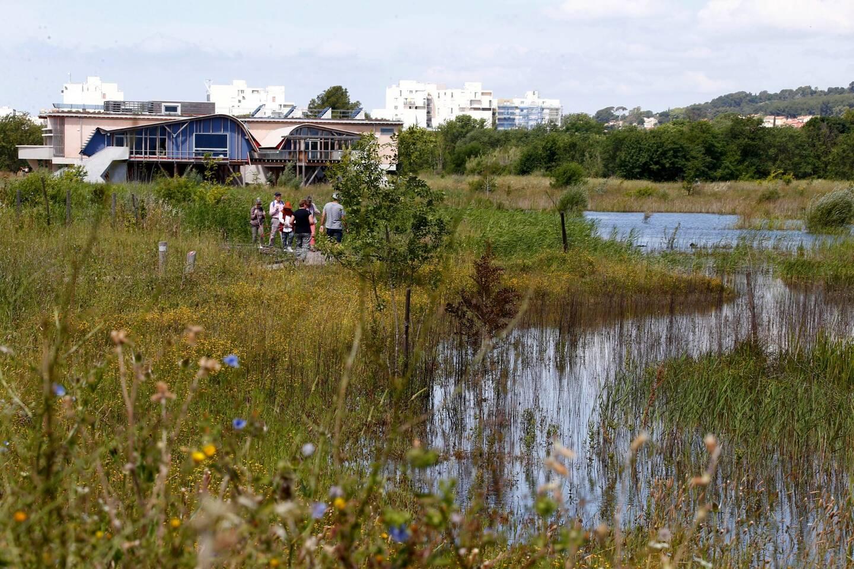 Bien qu'ouvert depuis des mois, le parc a été inauguré lors des Journées du patrimoine en septembre.