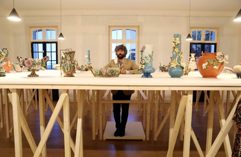 L'exposition Artifices instables, histoires de céramique à la Villa Sauber à Monaco est prolongée jusqu'au 21 février et son entrée sera gratuite jusqu'au dernier jour.