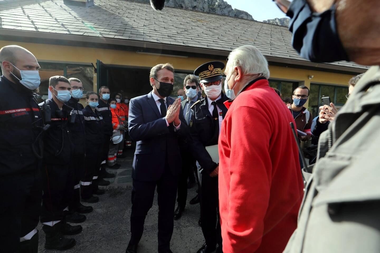 Quelques jours après la tempête, le président Macron s'était rendu à Tende, puis à Breil, assurant les habitants du soutien de la nation. Six mois plus tard, souffrant de la lenteur du retour à la normale, ils viennent de lancer une nouvelle pétition.