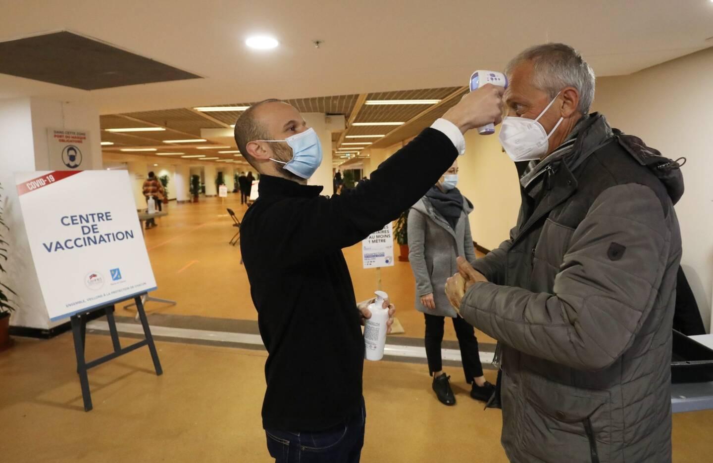 A Cannes, vous pourrez vous faire vacciner ce week-end au Palais des Festivals.