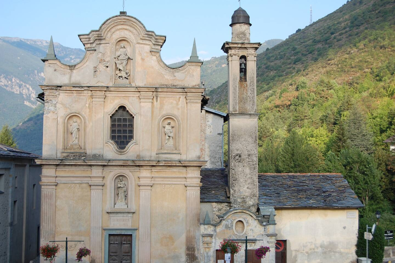 A La Brigue, deux chapelles du XVIIIe siècle ont été retenues pour le loto du patrimoine, défendu par Stéphane Bern. 300 000 euros de gains permettraient ainsi de financer une partie des travaux d'urgence à réaliser.