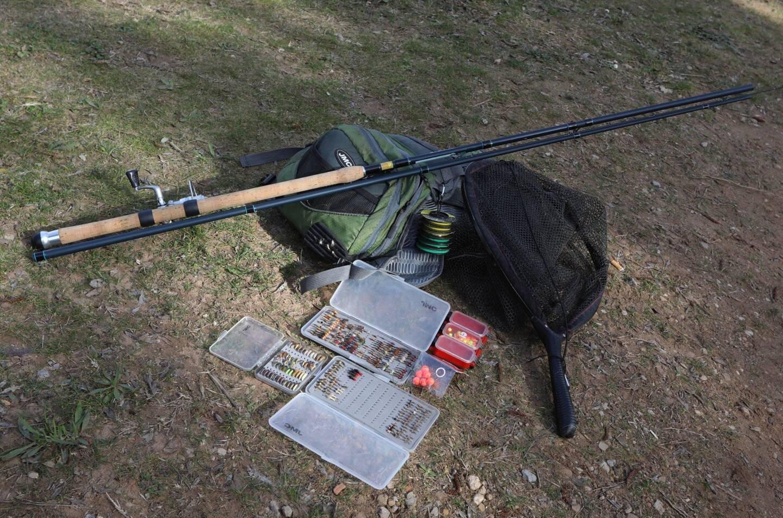 Du bon matériel pour une bonne pêche.
