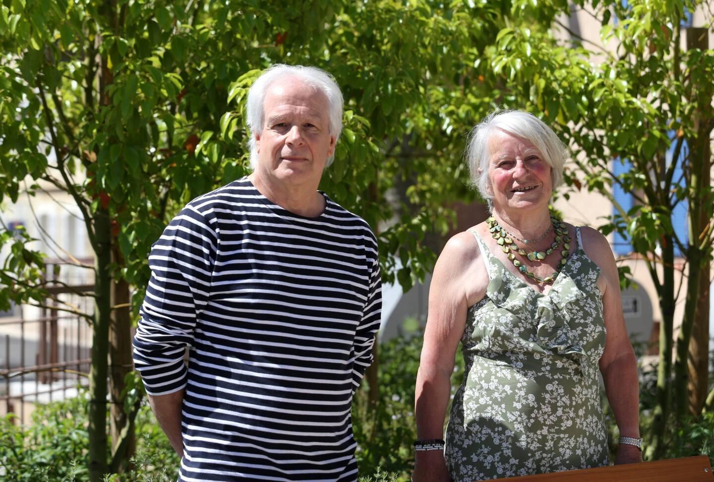 Roger Depierre et Janine Leclerc ont décidé d'aller à la rencontre des administrés sur les marchés..