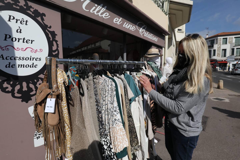 Nice ne fera pas comme Menton, Antibes ou Cannes, communes qui autorisent ses commerçants à pouvoir vendre sur l'espace public