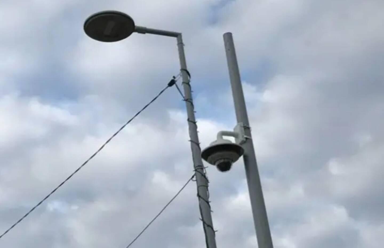 De nouvelles caméras ont été ajoutées à l'entrée de certains nouveaux axes comme ici, sur le boulevard de la République, aux Plans.