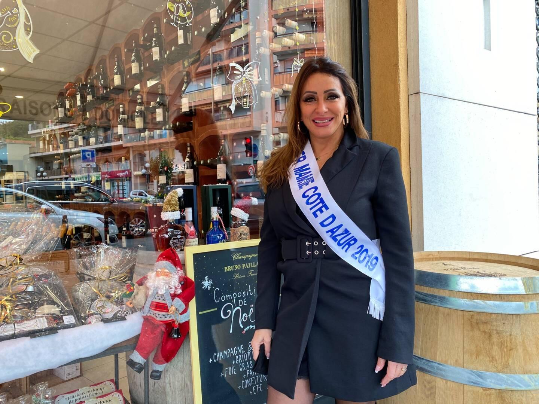Cubaine d'origine, Maria Yami Cristina a été sacrée l'an dernier meilleure grand-mère de la région. Samedi, elle concourt pour l'élection française de Super Mamie.